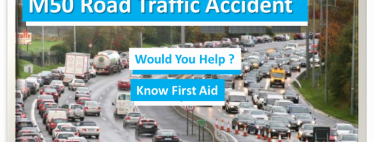 Would you how to help in a road traffic accident?