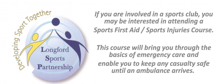Sports First Aid Longford